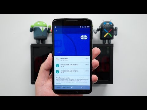 Android Pay is here - Check out Google