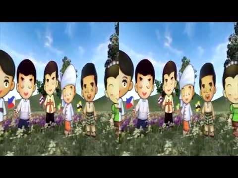 เพลงอาเซียน คำทักทาย 3D