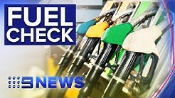 Sydney taxi driver claims charged for fuel he didn't receive | Nine News Australia