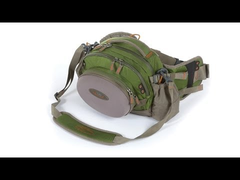 Fishpond Yampa Guide Waist Pack Fly Fishing