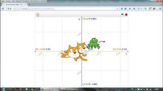 Знакомство со средой разработки Scratch. Уроки программирования для детей.