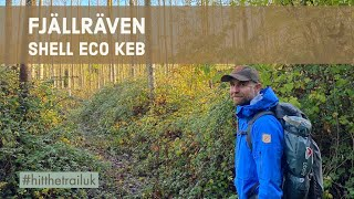 FJÄLLRÄVEN Keb Eco Shell Jacket | FULL REVIEW | Hit the trail