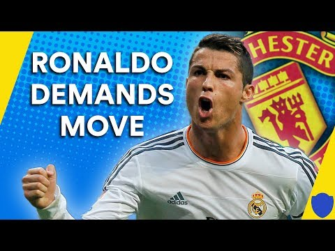 RONALDO DEMANDS SHOCK RETURN TO MAN UTD? | TOTALLY INTERESTING TRANSFER STORIES
