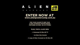 Alien Covenant Poster Competition