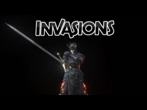 Dark Souls 3 Invasions - Tales Of The Gank Huntress