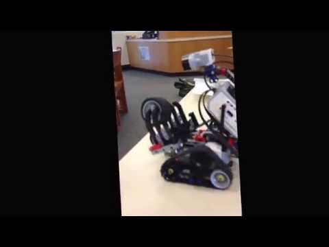 My newest vid!!! Me with the robotics club at my school.