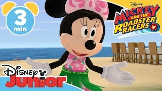 mickey and the roadster racers   happy hula helpers   disney junior uk