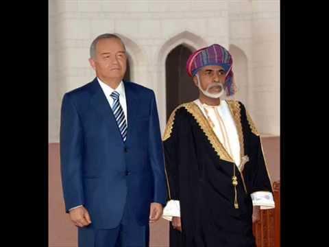Islam Karimov, Statesman on the international scene