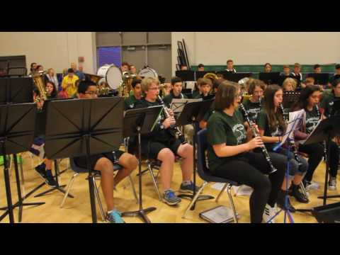 Schaghticoke Middle School Band