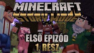 Minecraft: Story Mode - ELSŐ EPIZÓD - 1. rész