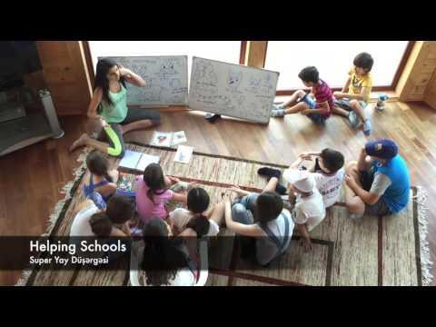 Helping Schools Summer Camp Fransız dili