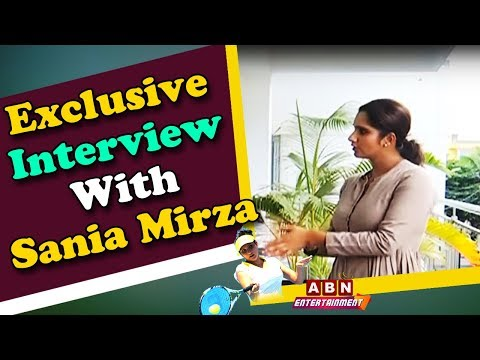 Exclusive Interview with Sania Mirza | ABN Entertainment