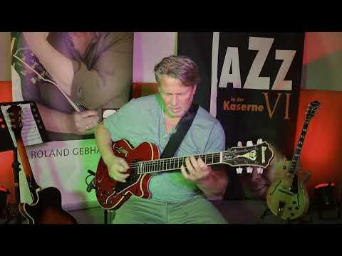 One Note Samba / Ro Gebhardt guitar