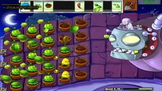 Plants Vs Zombies - Ending Mission