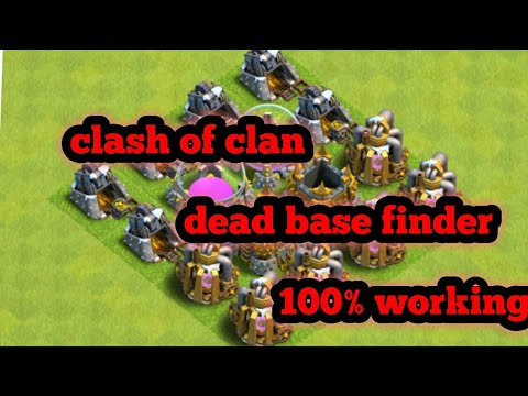 Clash of clan dead base finder 100 % working by Gaming world        gamingworld