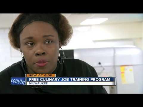 Free culinary job training program