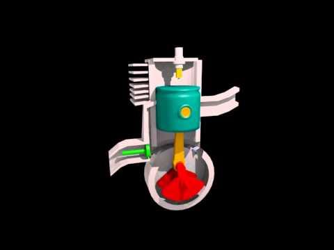 fourstroke engine animated engines matt keveney - 1280×720
