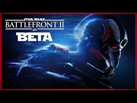 Star Wars Battlefront 2 BETA - Live - Full HD 1080p