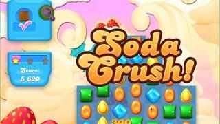 Candy Crush Soda Saga Level 143 Strategy No Booster