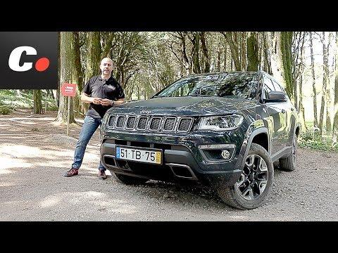 Jeep Compass 2018 SUV   Primera prueba / Test / Review en español   Coches.net