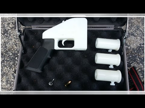Facebook says it's removing posts with instructions for 3D printed guns