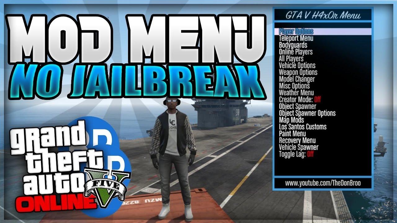 GTA5 ONLINE/OFFLINE D3AD3DITZz nova mod menu PS3/PS4/XBOX1/XBOX360*after  patch 1 27*+ NO JAILBREAK