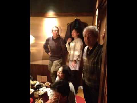 小林さんの送別会  2012•04•14