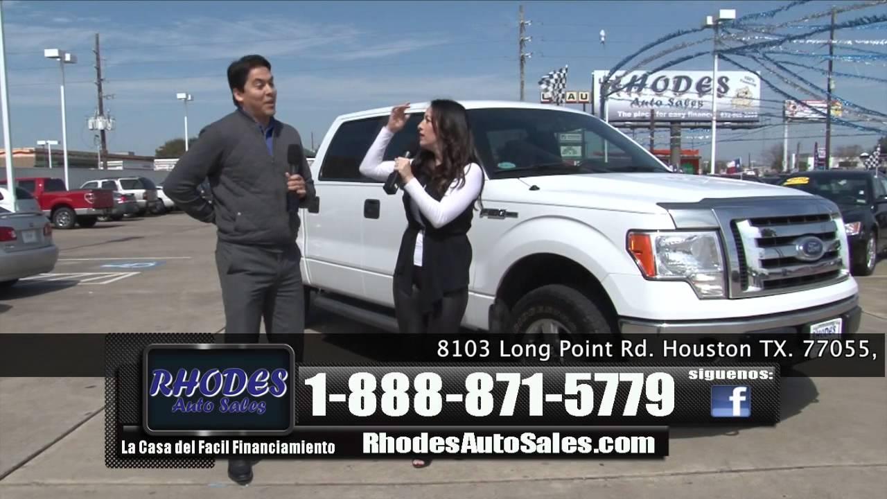 Rhodes Auto Sales >> Rhodes Auto Sales March 2015