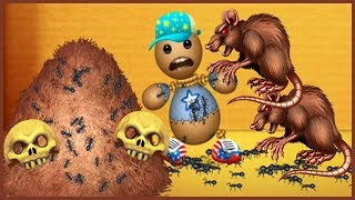 Crazzy Animals 10 Vs The Buddy - Kick The Buddy #Kickthebuddy #thebuddy
