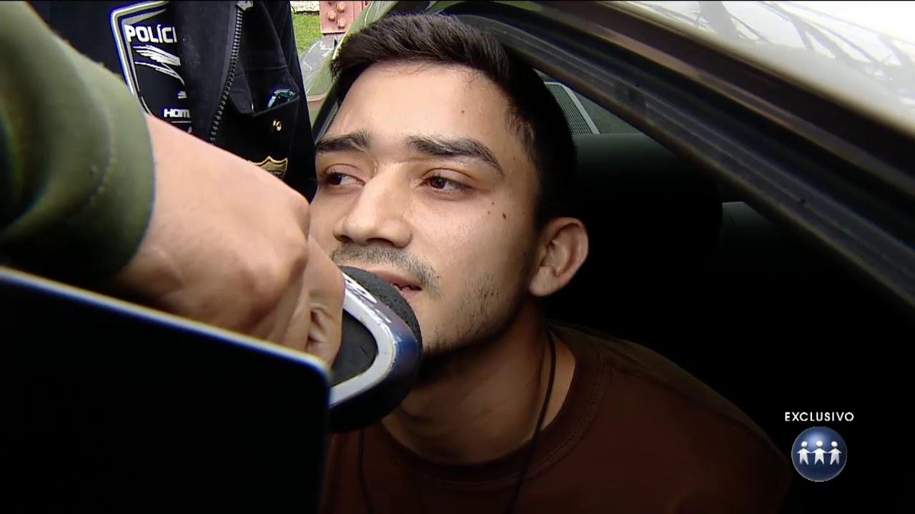 Caso Flávio: Elielton Magno é preso durante entrevista para Sikera Jr.
