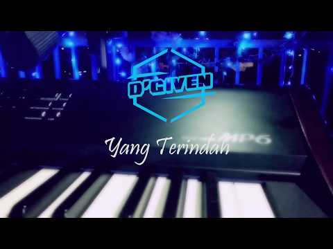 D'given - Yang Terindah (Piano Version)