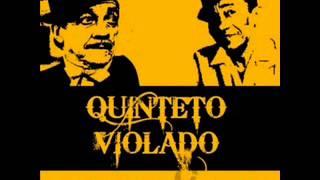 Quinteto violado canta Adoniran e Jackson