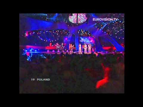 Blue Cafe - Love Song (Poland) 2004 Eurovision Song Contest