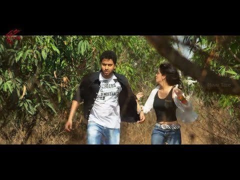 Sumanth & Vedhika Love Scene    Daggaraga Dooramga Movie