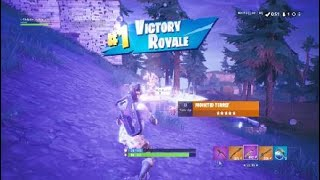 ShAyAn_GaMeZz981 Gets A Win In FORTNITE !!!
