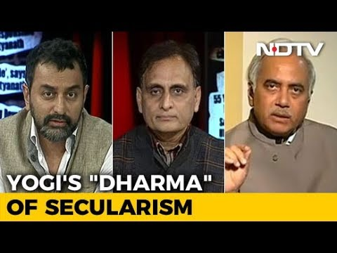 The Secularism Debate: Yogi Adityanath