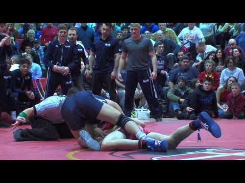 Bergen Catholic 33 Blair Academy 19  - Who's Number 1 Duals - Crusaders become nation's #1 team