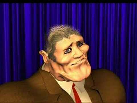 Jay Leno Test Animation 002