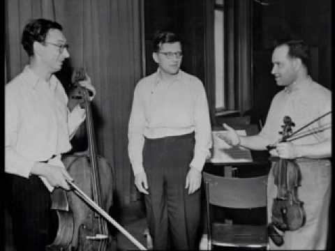 David Oistrakh - documentaire de Bruno Monsaigeon