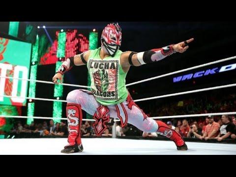 WWE Kalisto Top 50 Moves!