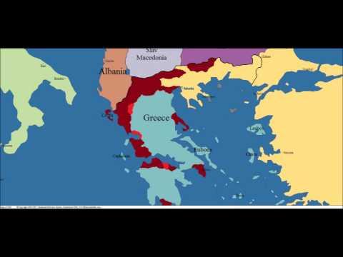 ALTERNATE HISTORY -  Greece Civil War