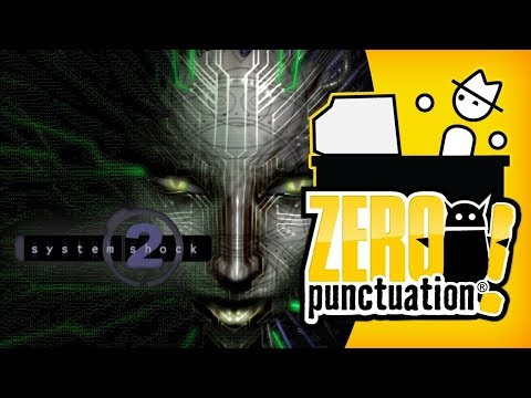 Zero Punctuation: System Shock 2 на русском