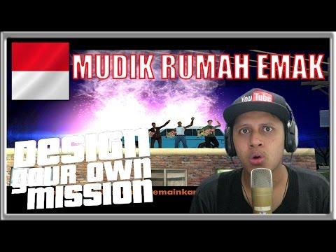 MUDIK KERUMAH EMAK – Grand Theft Auto Extreme Indonesia DYOM #3