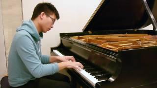 Love Never Felt So Good, by Michael Jackson - Evan Chow, pianist