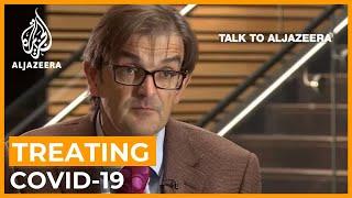 Martin Landray: World needs a vaccine and treatments for COVID-19 | Talk to Al Jazeera