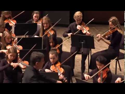 Grand Rapids Youth Symphony -  March 5, 2017