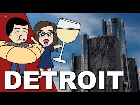 DETROIT – best food, drinks, what to see and where to CrossFit