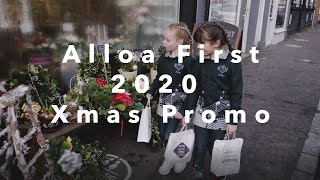 Alloa First 2020 Xmas Promo