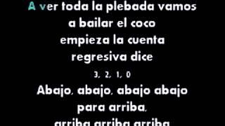 El Coco No   Roberto Jr   Karaoke