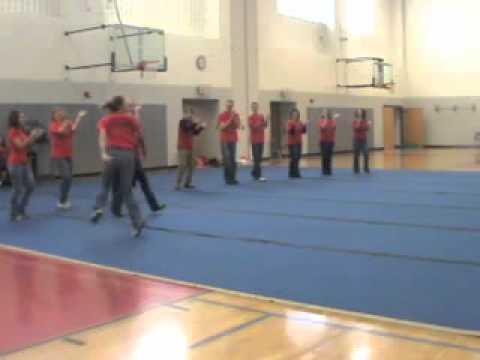 Saucon Valley Middle School Teacher Dance